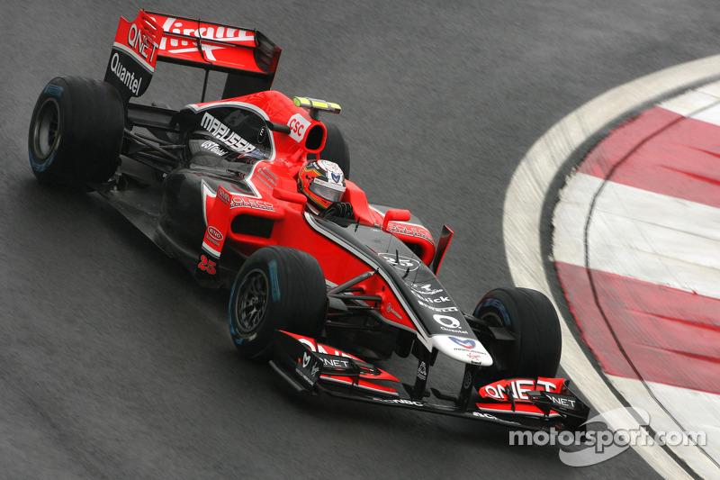 Marussia Virgin Korean GP - Yeongam qualifying report