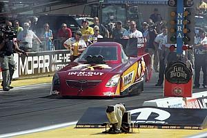 NHRA Melanie Troxel Firebird Raceway final report