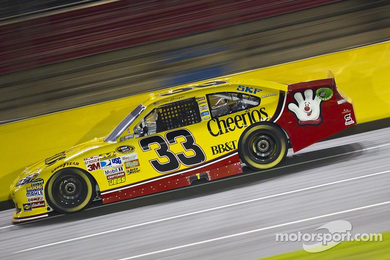 Richard Childress Racing Charlotte 500 race report