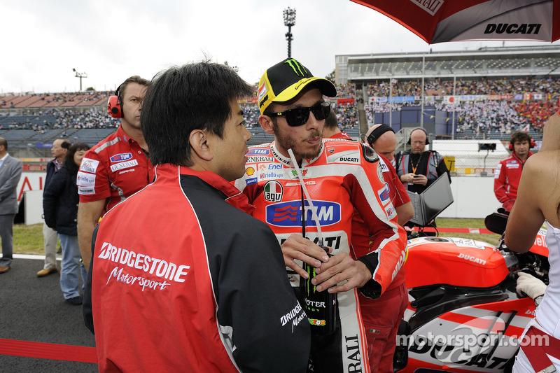 Bridgestone brings durable rubber to Malaysian GP
