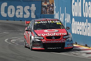 Supercars Whincup and Bourdais earn Gold Coast race 1 victory