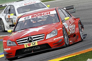 DTM Jamie Green will start from 2nd on the grid for tomorrow's Hockenheim season finale