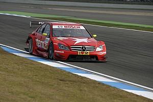 DTM Van der Zande hit with brake issues at Hockenheim