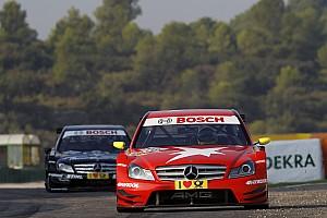 DTM Van der Zande encouraged by progress in first DTM season