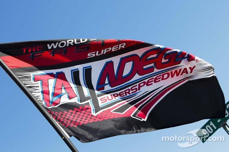 Series Talladega II penalty report