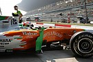 Force India Indian GP race report