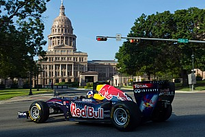 Formula 1 Rumours hint at 2013 delay for Austin Formula One race