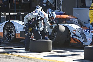 ALMS Aston Martin Racing: Pit crew's energy is vital during competition