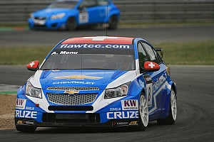WTCC Series Shanghai Friday test report