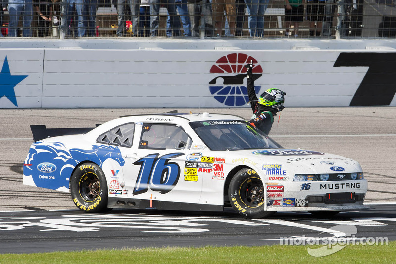 Ford Racing Texas II race notes, quotes