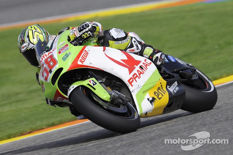 Pramac Racing Valencian GP race report