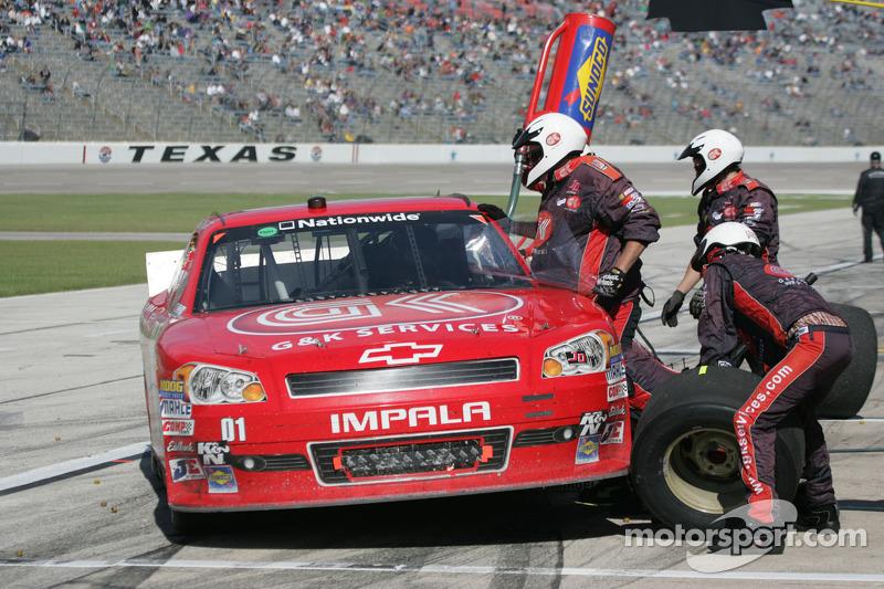 Mike Wallace Texas II race report