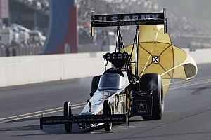 NHRA U.S. Army Racing Pomona II Thursday report