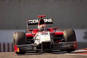 FIA F2 Scuderia Coloni Abu Dhabi qualifying report
