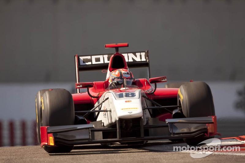 Scuderia Coloni Abu Dhabi qualifying report