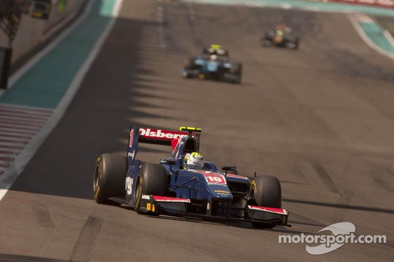 iSport Abu Dhabi race 1 report