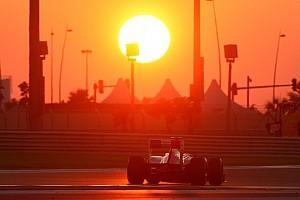 Formula 1 Ferrari Abu Dhabi GP race report