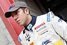 Team Lotus Abu Dhabi young driver test Tuesday report