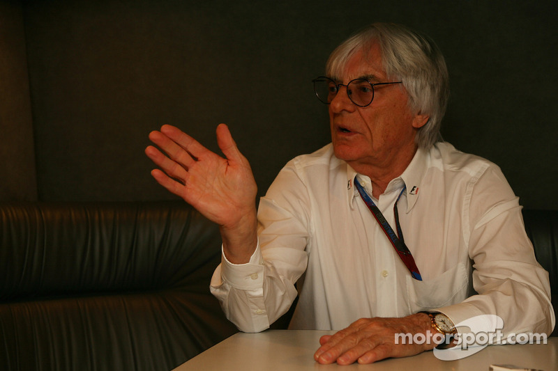 Austin off 2012 calendar 'for sure' - Ecclestone