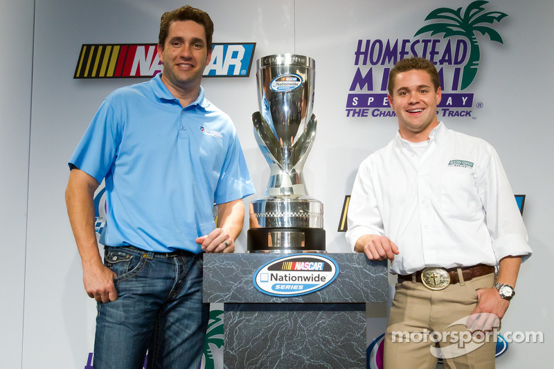 Championship contenders press conference: Stenhouse Jr. and Sadler