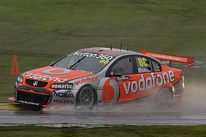 Supercars TeamVodafone earns series teams title in Sandown race 1