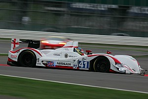 WEC Greaves Motorsport stays with Zytek for 2012 Le Mans challenge