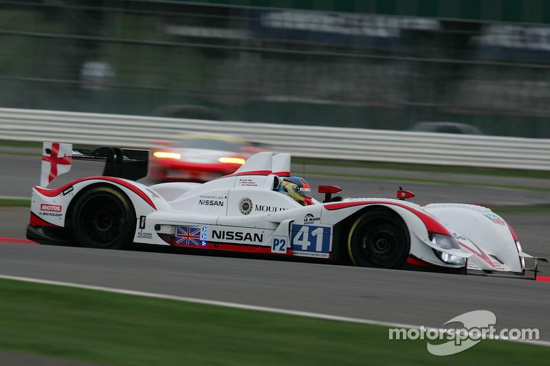 Greaves Motorsport stays with Zytek for 2012 Le Mans challenge