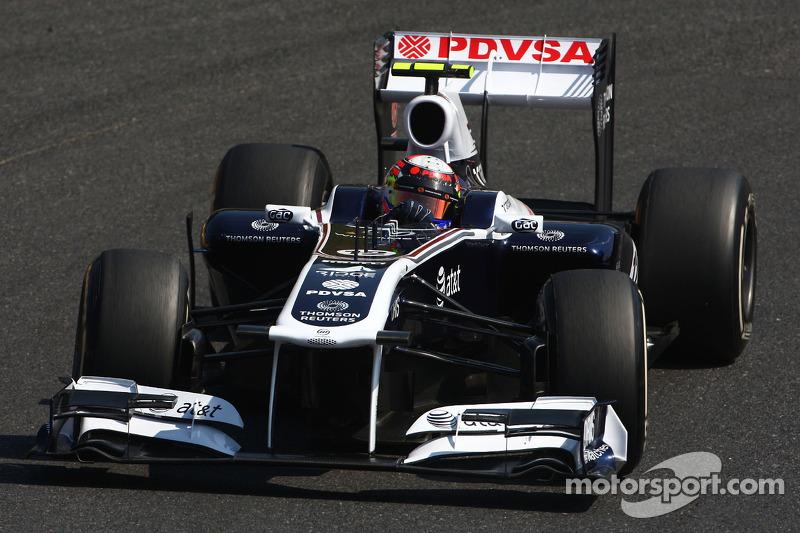 Williams´s Barrichello looking forward to Brazilian home GP