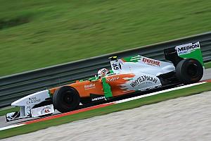 Formula 1 Race return or Formula One exit, Hulkenberg warns
