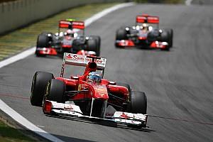 Formula 1 Ferrari Brazilian GP feature - Podium dreams fail to come true