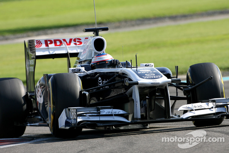Bottas not ruling out 2012 Williams race seat