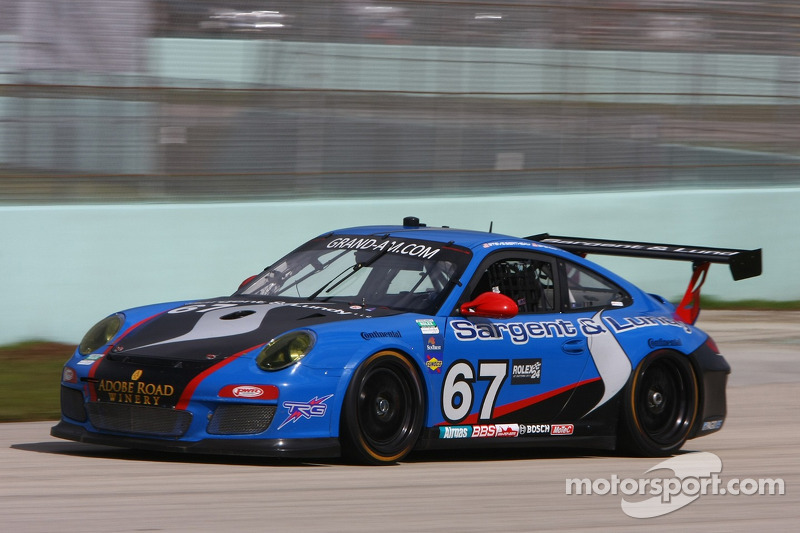 The Racer's Group to bring 5 cars to December Daytona test