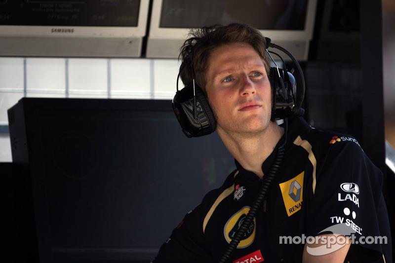 Grosjean to test BMW's DTM car this week