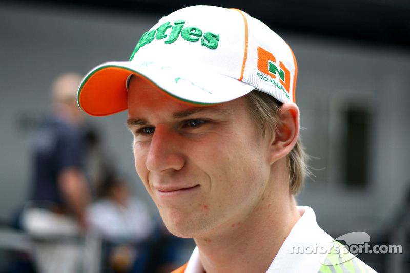 Sahara Force India confirms Di Resta and Hulkenberg for 2012