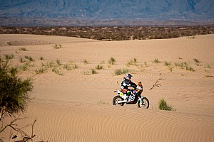 Dakar MRW KTM stage 5 report