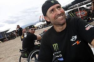 Dakar Reflection of the first part of the Dakar 2012 event