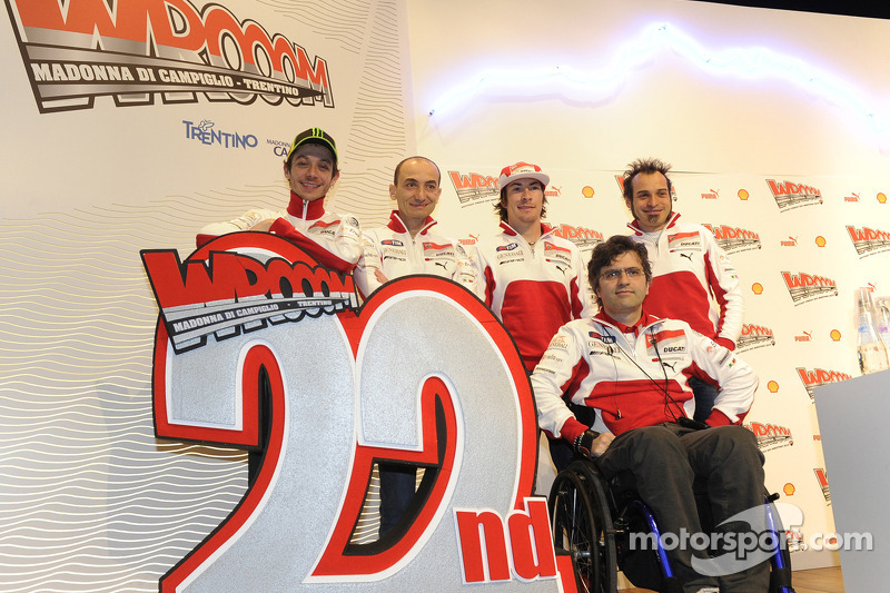 Challenging times ahead for Ducati says team manager