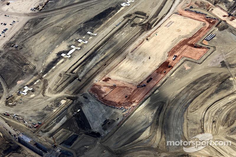 2012 US Grand Prix venue 'taking shape' - report