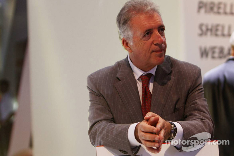 """Piero Ferrari at Wrooom: """"Nice to see the drivers getting on so well"""""""
