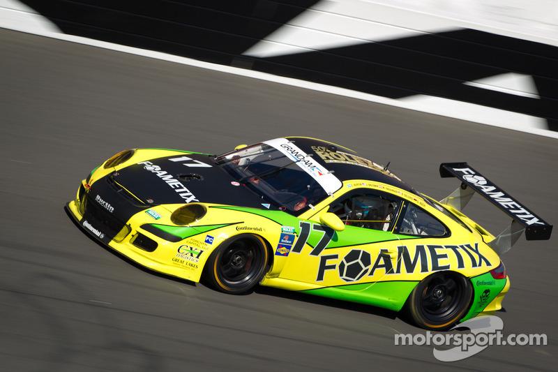Burtin Racing Daytona 24H Friday report