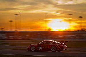 Grand-Am MOMO NGT  is ninth after 12 hours at Daytona 24H
