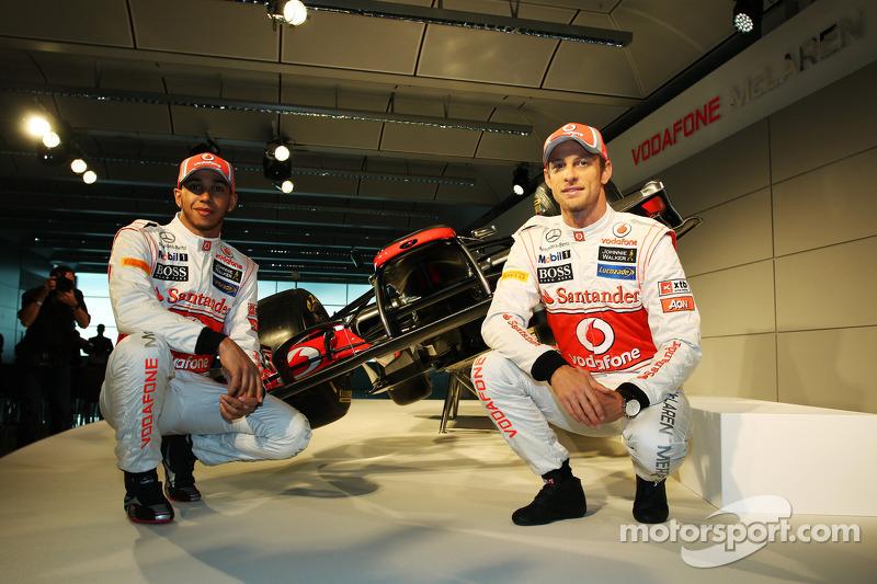 New McLaren 'beautiful' not ugly says Button