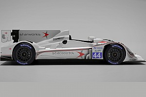 WEC Starworks Motorsport to field a Honda for 2012 title fight