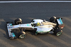 Formula 1 Rosberg fastest on day 3 of Jerez pre-season testing