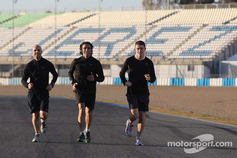 Di Resta cousin Franchitti has no F1 regrets