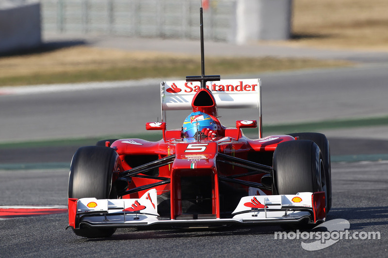 Vettel, Alonso cautious on 2012 title prospects