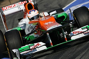 Formula 1 Force India Barcelona testing -  Day 4 report