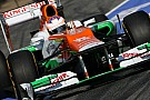 Force India Barcelona testing -  Day 4 report