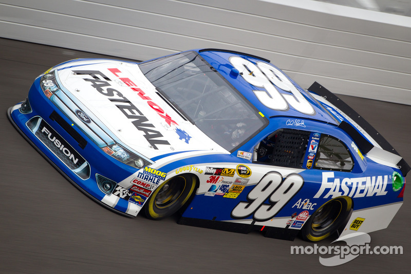 Doug Yates talks about the power of Ford engines in Daytona 500