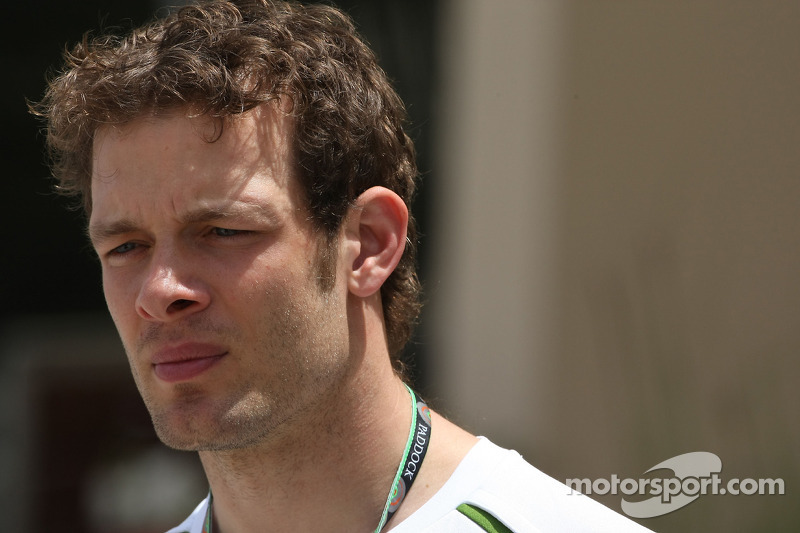 Wurz not 2012 reserve driver - Wolff